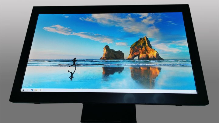 Review of ViewSonic 27″ Multi-Touchscreen Monitor (Model -TD 2760) for the UAE Market