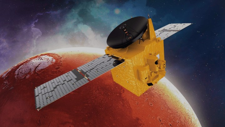 UAE's Hope Probe for Mars has been rescheduled for launch on Friday July 17, 2020