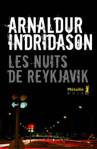 INDRIDASON_Les nuits_de_Reykjavik