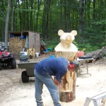 Making of Welcome Bear