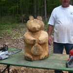 Making of Honeycomb Bear