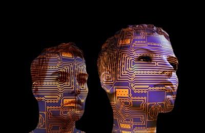 Bild von künstlicher Intelligenz