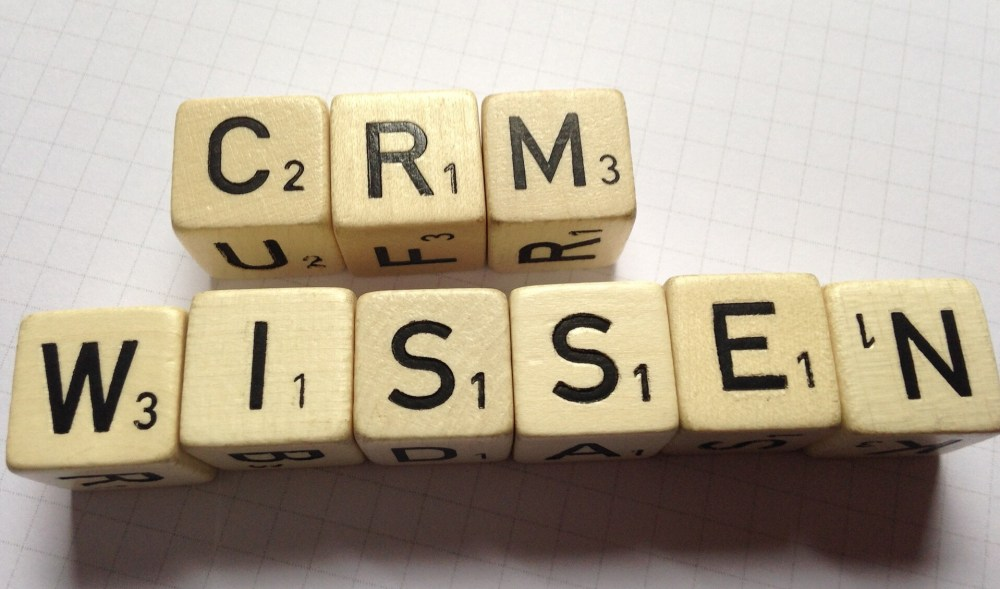 CRM-Software Geschichte