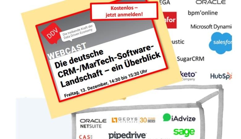Landscape-Webcast Hinweis
