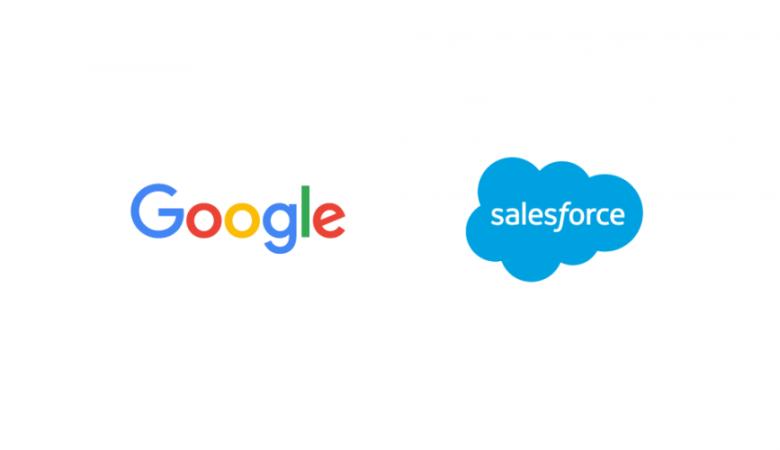 Salesforce und Google