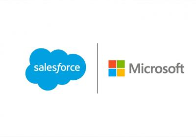 Microsoft Salesforce