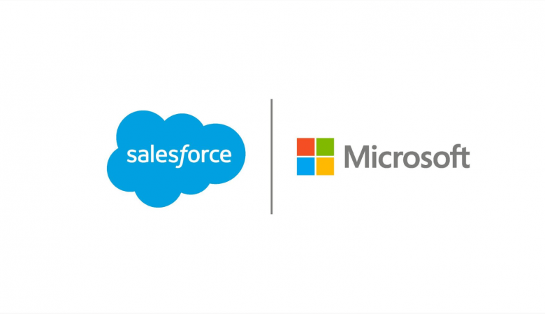 Microsoft Salesforce