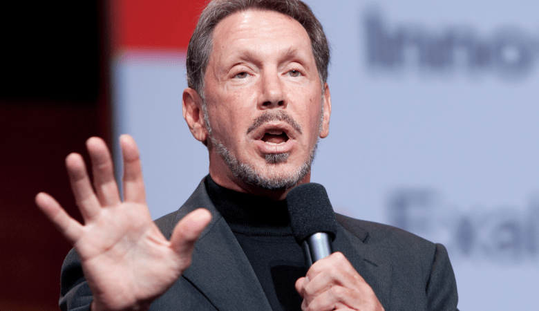 Larry_Ellison_Wikipedia / Oracle erfindet die Cloud neu