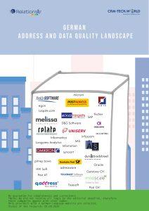 Address/data quality vendor comparison