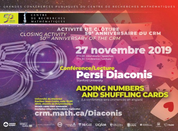 Closing activity – 50th anniversary of the CRM
