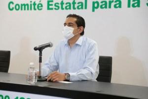 """""""Seria fantástico"""" poder continuar en la Secretaría de Salud: Dr. Lutzow"""