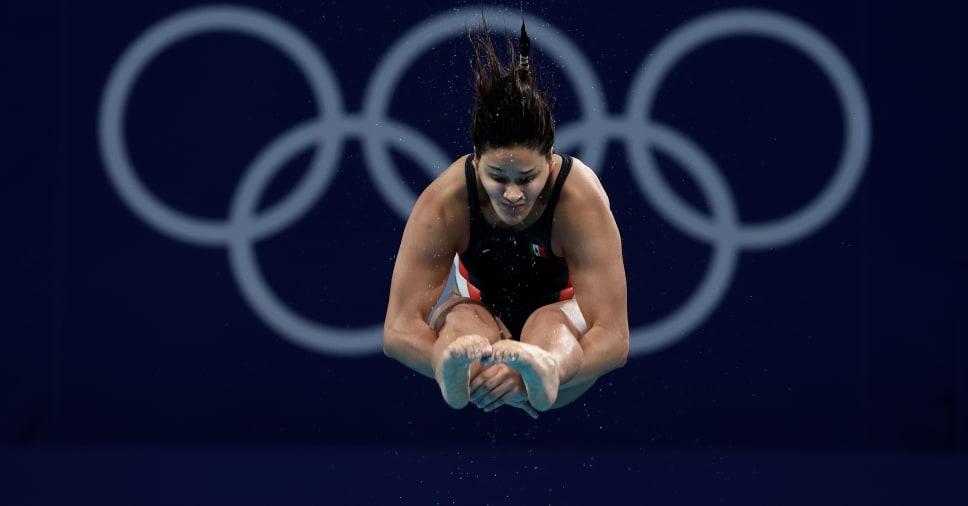 Aranza Vázquez avanza a la final de trampolín en los Juegos Olímpicos