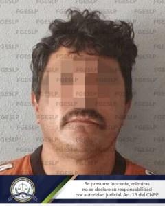 FGESLP lograron la vinculación a proceso de un hombre de 42 años de edad por su probable responsabilidad en el delito de feminicidio