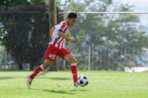 En un mal día para los dirigidos por Julio Servin, Atlético de San Luis Sub 16 visitó a Atlas en las instalaciones de CECAF.