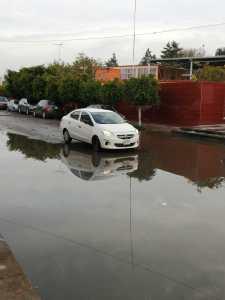 El director general de Protección Civil, José Ignacio Benavente Duque, informó que continuarán las lluvias en San Luis Potosí durante este fin de semana