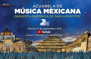 """SECULT presenta como parte de la programación virtual """"Cultura Viva en Casa"""" a un ensamble de cuerdas de la Orquesta Sinfónica de San Luis Potosí (OSSLP)"""