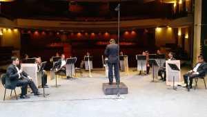 """SECULT presenta como parte de la programación virtual """"Cultura Viva en Casa"""" un ensamble de cuerdas de la OSSLP interpretando temas de la música mexicana"""