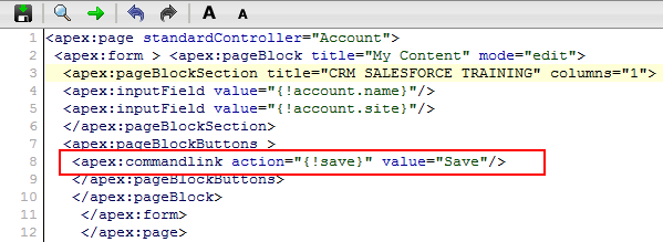 visualforce Archives - Page 6 of 6 - Salesforce Tutorial