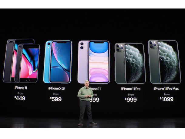 Apple Kills Off The Iphone Xs And Xs Max After One Year