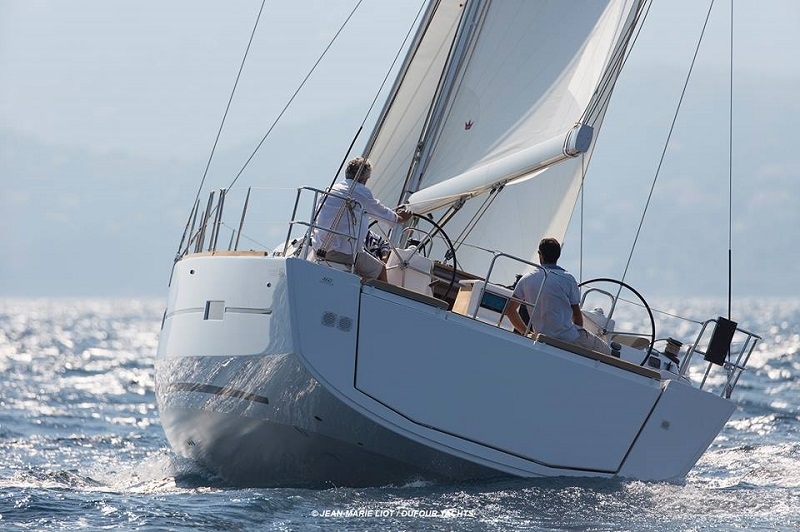 Dufour 460 Grand Large Sailing Boats Charter In