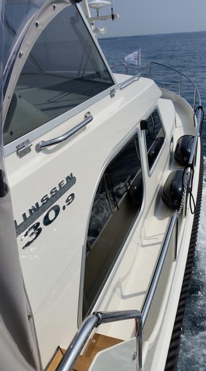 Linssen GS 309 AC Motor Boats Charter In Trogir