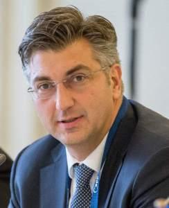 Andrej Plenkovic, Premier Minstre