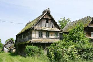 Maison typique de Cigoc