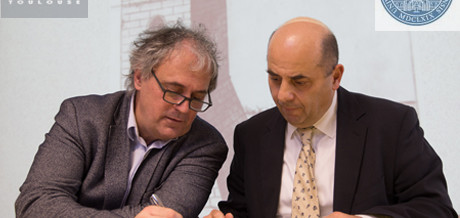 27/01/2014 : 1ER ACCORD INTER-UNIVERSITAIRE SCIENTIFIQUE ENTRE TOULOUSE ET LA CROATIE