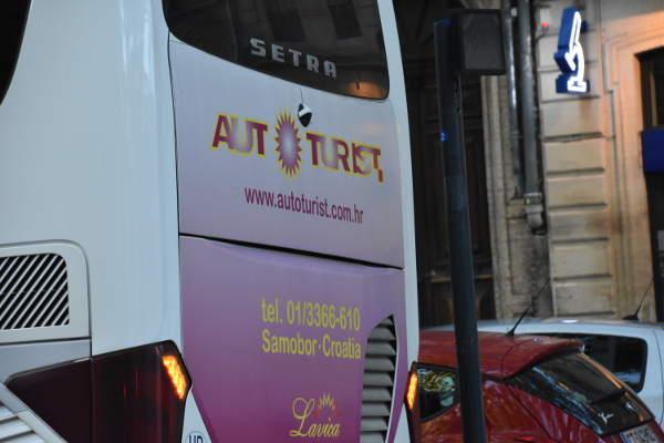 Le bus de Samobor