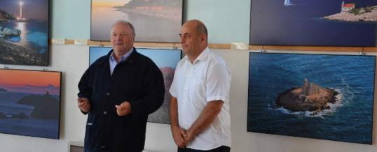 ÉTÉ 2014 : EXPOSITION « PHARES DE CROATIE » À L'ÎLE DE RÉ