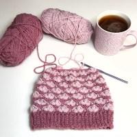Crochet Petal Openwork Stitch
