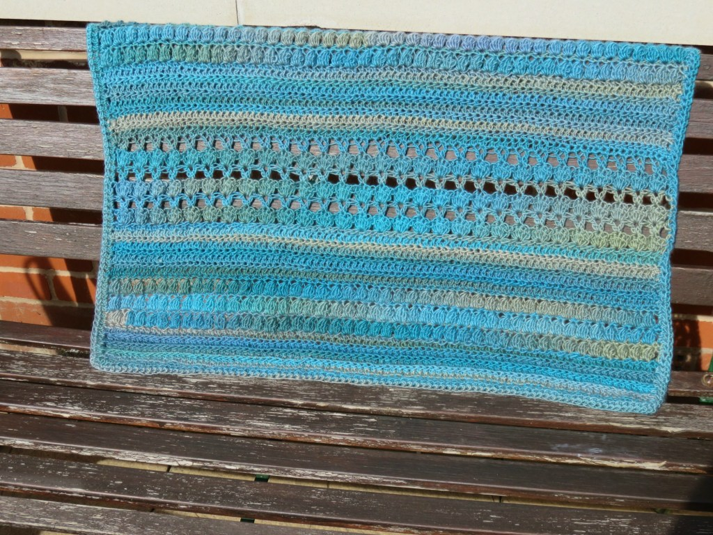 Unforgettable Hazel 100th Birthday Blanket Crochet Pattern from Crochet 24/7