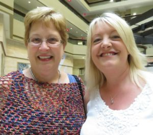 Margie CGOA Conference 2017 photo from Crochet247