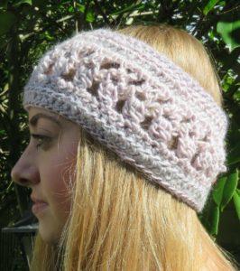 Ocean Kiss Autumn Ear Warmer from Crochet247