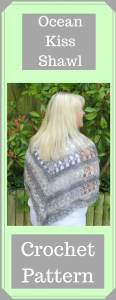 Ocean Kiss Shawl from Crochet247