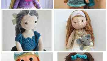 Meet Michael the Monkey - Crochet 365 Knit Too