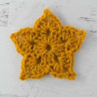 Easy Crochet Star Pattern