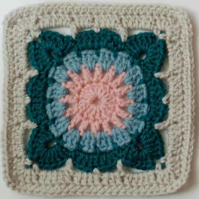 Happily Ever Afghan Block