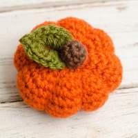 Small Crochet Pumpkin Pattern