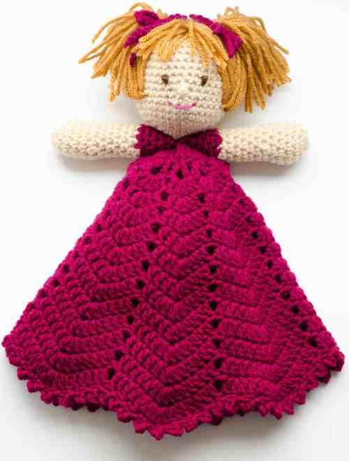 Crochet Friday Favorites-Emily Doll