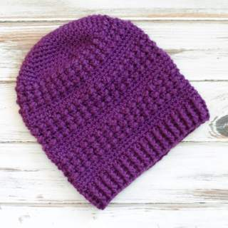 Great Lakes Slouch Crochet Pattern