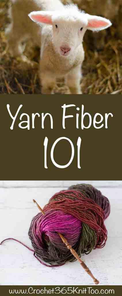 Yarn Fiber 101