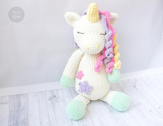 20 Most Amazing Unicorn Amigurumi Patterns Crochet Arcade
