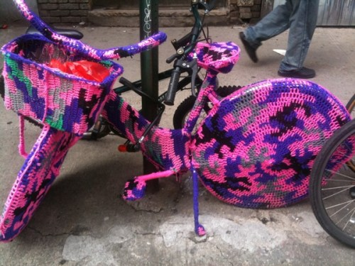 Knit My Ride