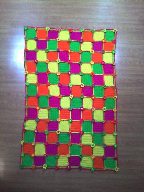 whirligig crochet afghan