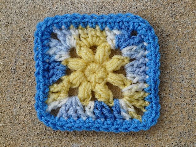 Crochet Square 88