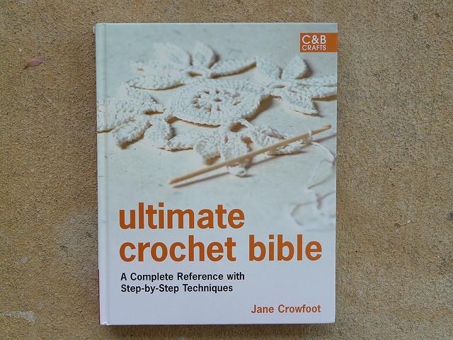 ultimate crochet bible crochet bible