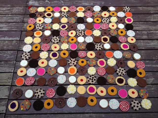 169 crochet cookies