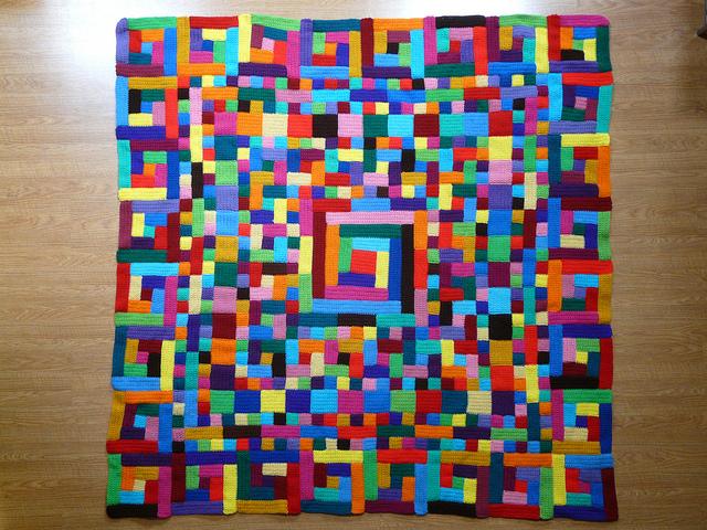 crochet squares crochet afghan