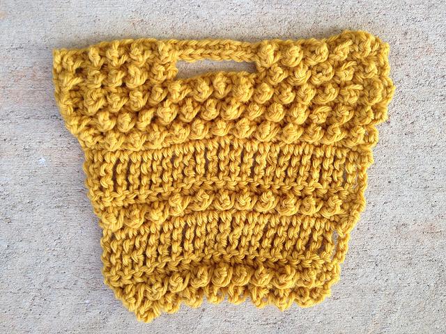 crochetbug, crochet beard,  crochet assyrian beard, textured crochet